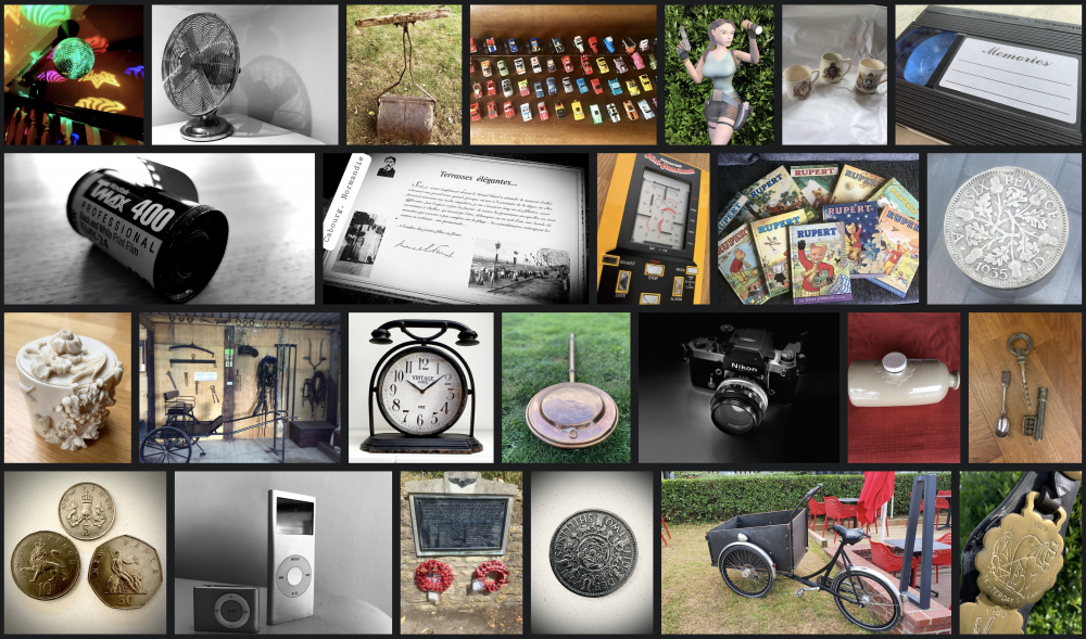 Bygone submissions